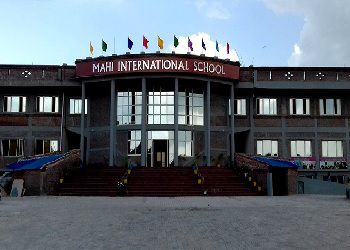 Mahi International School Building Image