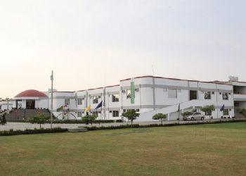 Mount Litera Zee School Building Image