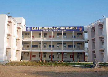 BAPS Swaminarayan Vidyamandir Building Image