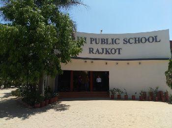 Delhi Public School Building Image