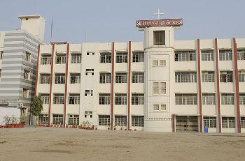 St. Karen's High School Building Image