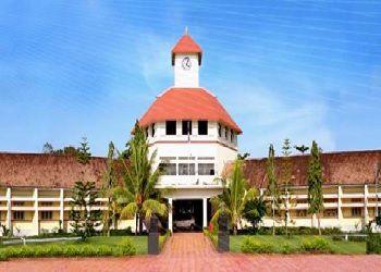 Sainik School Building Image