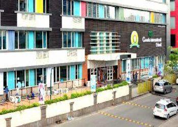 C.P. Goenka International School Building Image