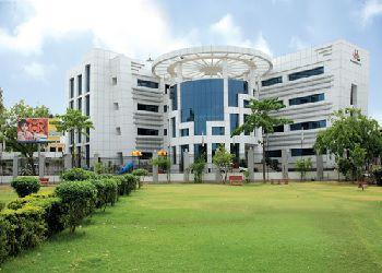 Manav Rachna International School (MRIS) Building Image