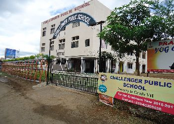 Challenger Public School Building Image