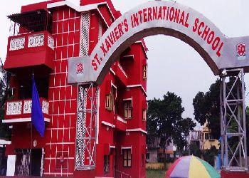 St. Xavier's International School Building Image