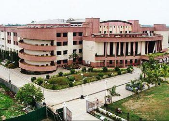 Delhi Public School (DPS) Megacity Building Image