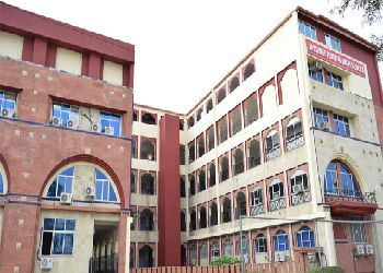 Jayshree Periwal High School Building Image
