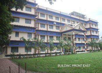 Don Bosco School Building Image