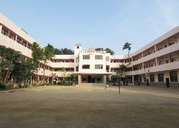 D.A.V Public School Building Image