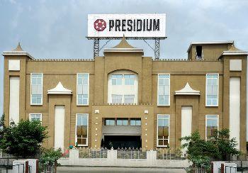 Presidium School Gurgaon Building Image