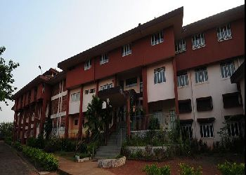 Manovikas English Medium School Building Image