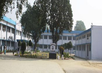 Air Force School Building Image