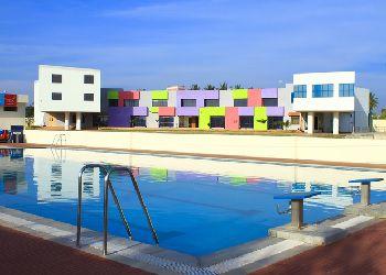 Silver Oaks International School Building Image