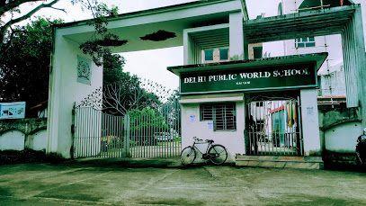 Delhi Public World School (DPS) Building Image