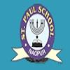 St. Paul School,  Hudkeshwar Bu. Logo
