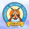 Bhonsala Military School,  Chakkikhapa Logo