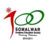 Somalwar High School,  central bazar Road Logo