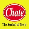 Chate School,  Satara Parisar Logo
