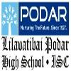 Lilavatibai Podar High School Logo Image