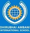 Dhirubai Ambani International School,  Icse Logo