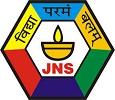 Jamnabai Narsee School,  Narsee Monjee Bhavan Logo