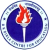 B. K. Birla Center For Education,  Shirgaon Logo
