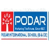 Podar International School,  Wagholi Logo