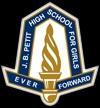 The J. B. Petit High School Logo Image