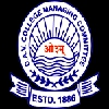 D.A.V.  Public School Logo Image