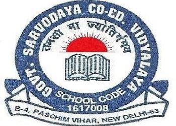 Govt. Sarvodaya Bal Vidyalaya (Acharya Tulsi) Logo Image