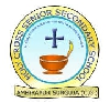 Holy Cross Convent School,  K' Villa Logo