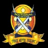 National Military School Logo Image