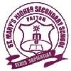 St. Mary's Higher Secondary School,  Pattom Logo