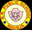 N R Public School Logo Image