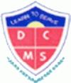 D.C. Montessori School,  Manimajra Logo