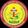 Sacred Heart Senior Secondary School,  Sector -26 Logo