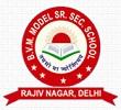 B. V. M. Model School,  RajIv Nagar Logo