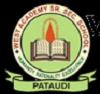 West Academy Senior Secondary School,  Pataudi Logo