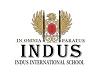 Indus World School,  Indore Urban Logo