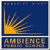 Ambience Public School,  A-1 Safdarjung Enclave Logo