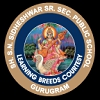 Shri Shiv Narain Sidheswar Senior Secondary Public School,  Sector 9A Logo