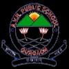 AVR Public School,  Ggn Village Logo