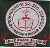 Dronacharya Senior Secondary School, Ward No. 11 Logo