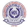 Meenakshi Public School,  Sector 10 Logo