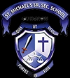 St. Michaels Senior Secondary School,  Shivpuri Logo
