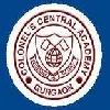 Colonel's Central Academy (CCA School),  Urban Estate Logo