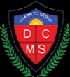DC Model Senior Secondary School,  Sector 7 Logo