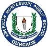 American Montessori Public School,  L-Block Logo