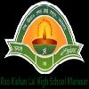 Rao Kishan Lal High School,  Manesar Logo
